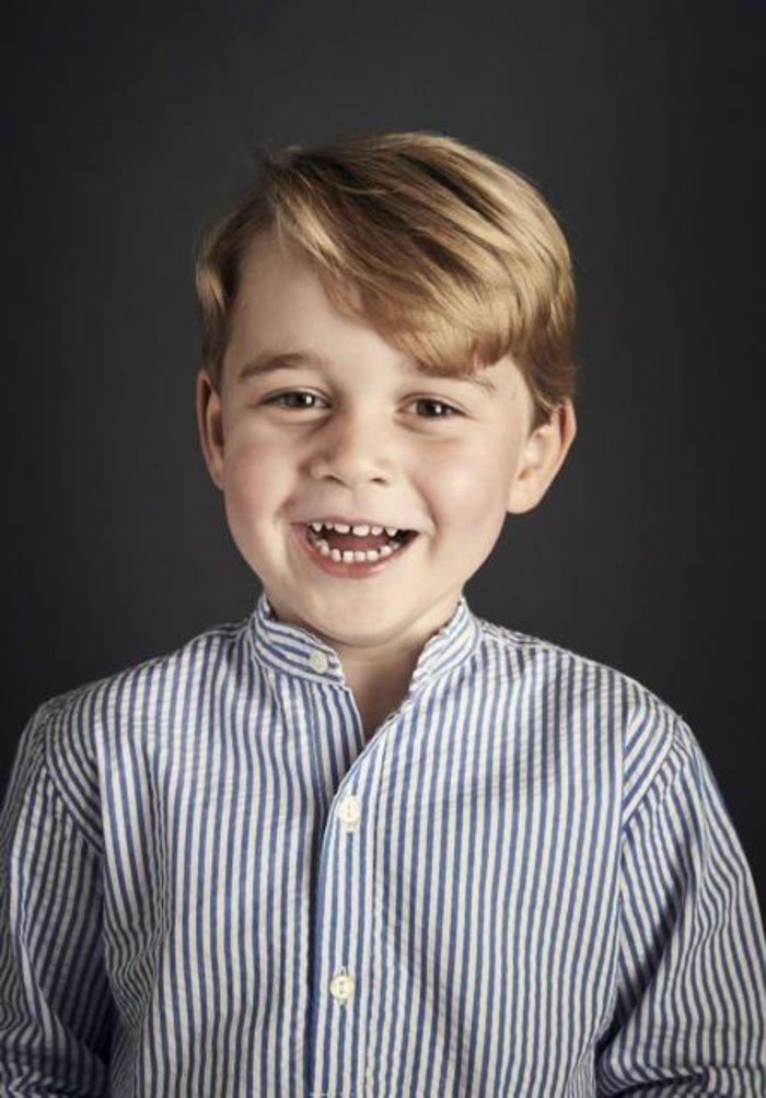 Το σπάνιο χαμόγελο του Τζορτζ: 5 χρόνια ζωής στα φώτα της δημοσιότητας - εικόνα 14