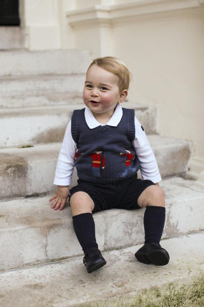 Το σπάνιο χαμόγελο του Τζορτζ: 5 χρόνια ζωής στα φώτα της δημοσιότητας - εικόνα 6