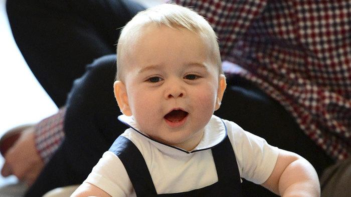Το σπάνιο χαμόγελο του Τζορτζ: 5 χρόνια ζωής στα φώτα της δημοσιότητας - εικόνα 3
