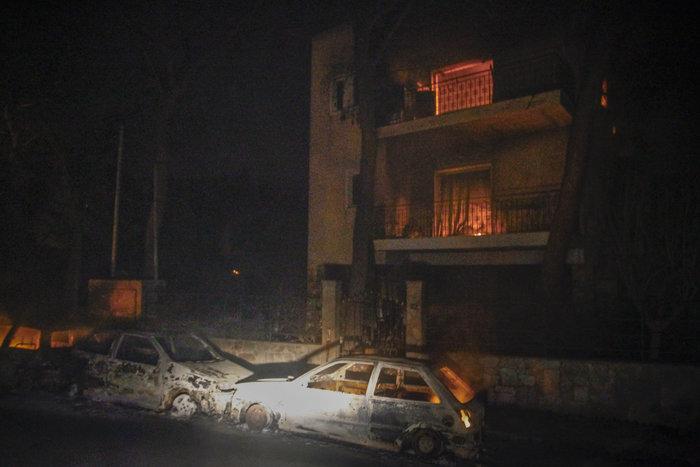 Εθνική τραγωδία από τις πυρκαγιές, 49 οι νεκροί