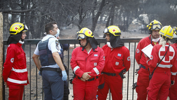 Ανείπωτη τραγωδία: Αγκαλιασμένοι κάηκαν ζωντανοί στην παραλία στο Μάτι - εικόνα 7