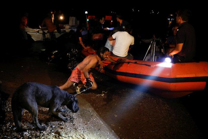 Πύρινος εφιάλτης στην Αττική με 50 νεκρούς και 156 τραυματίες - εικόνα 5