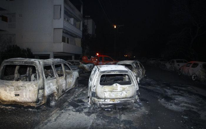 Πύρινος εφιάλτης στην Αττική με 50 νεκρούς και 156 τραυματίες - εικόνα 10