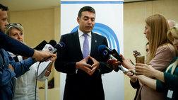 Ντιμιτρόφ: Στεκόμαστε πλάι στους Έλληνες γείτονές μας