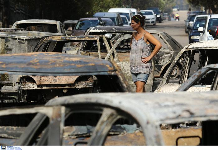 Μάτι και Κόκκινο Λιμανάκι: Συγκλονιστικές μαρτυρίες κατοίκων - εικόνα 9