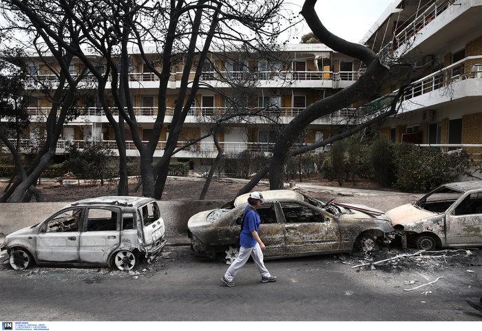 Μάτι και Κόκκινο Λιμανάκι: Συγκλονιστικές μαρτυρίες κατοίκων - εικόνα 15