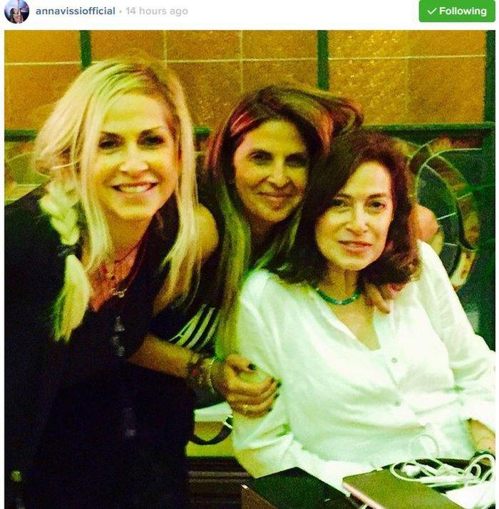 Άννα Βίσση: Κινδύνευσε η μητέρα της στο Μάτι - Το ποστ στο instagram - εικόνα 3