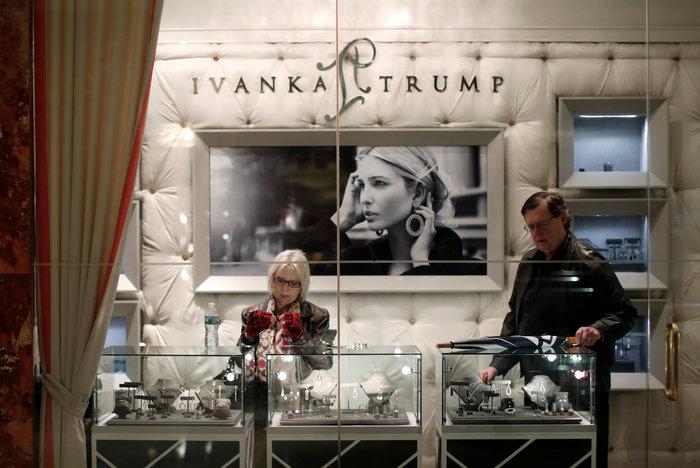 Το λουκέτο της Ιβάνκα Τραμπ: Ο πραγματικός λόγος και το πάρτι στο twitter - εικόνα 2