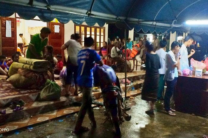 Κατάρρευση φράγματος Λάος: 26 νεκροί, 131 αγνοούμενοι, χωριά κάτω από νερό - εικόνα 3