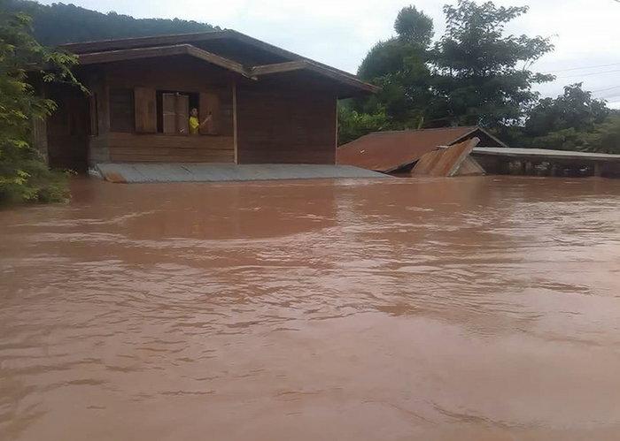 Κατάρρευση φράγματος Λάος: 26 νεκροί, 131 αγνοούμενοι, χωριά κάτω από νερό - εικόνα 6