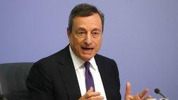 Όχι Ντράγκι στη συμμετοχή των ελληνικών ομολόγων στο QE