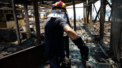 Σοκ: Το νεκρό βρέφος στο Μάτι ήταν παιδί πυροσβέστη που επιχειρούσε