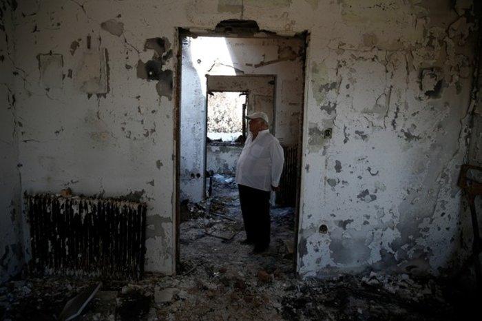 Τραγωδία στο Μάτι: Η επόμενη ημέρα στις καμένες περιοχές - εικόνα 9