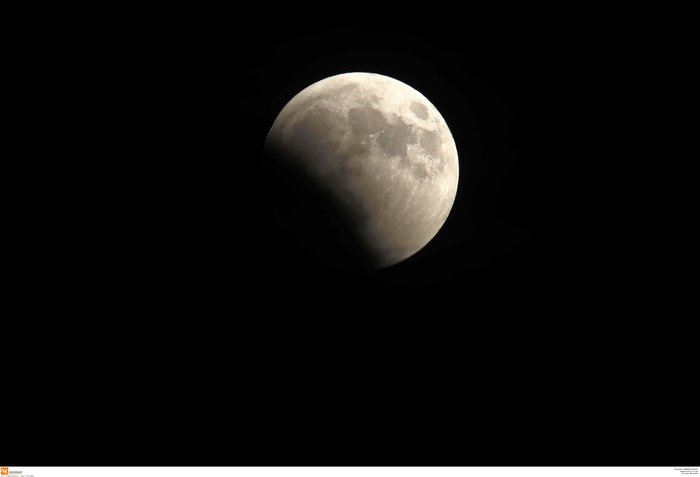 Το «ματωμένο φεγγάρι» από τον ουρανό της Ελλάδας - εικόνα 4