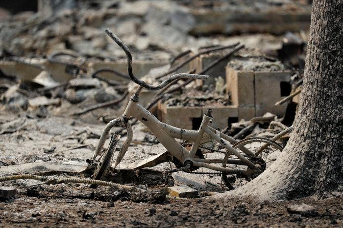 Φωτιές στην Καλιφόρνια: 38.000 άφησαν τα σπίτια τους - εικόνα 3