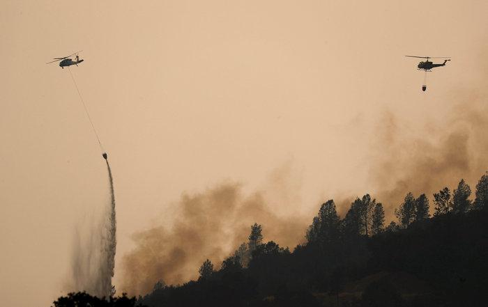 Φωτιές στην Καλιφόρνια: 38.000 άφησαν τα σπίτια τους - εικόνα 4