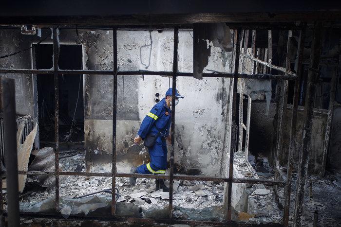 Μια ανείπωτη τραγωδία σε εξέλιξη:Ταυτοποιήσεις, έρευνες & η φωτιά στα χόρτα - εικόνα 3