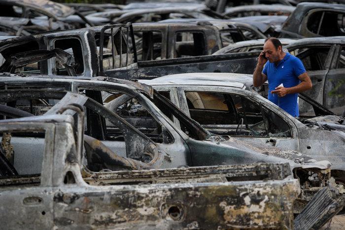 Μια ανείπωτη τραγωδία σε εξέλιξη:Ταυτοποιήσεις, έρευνες & η φωτιά στα χόρτα - εικόνα 7