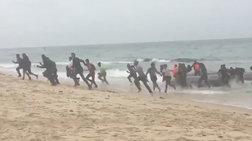 Ισπανία-μετανάστες: 211 άνθρωποι διασώθηκαν στο στενό του Γιβραλτάρ