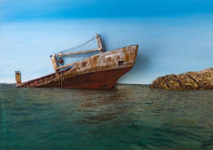 Σύρος: Μια έκθεση για τα ναυάγια στις ελληνικές θάλασσες - εικόνα 2