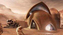 Η ΝΑSΑ έκανε διαγωνισμό για 3D κτίσιμο στον πλανήτη Άρη