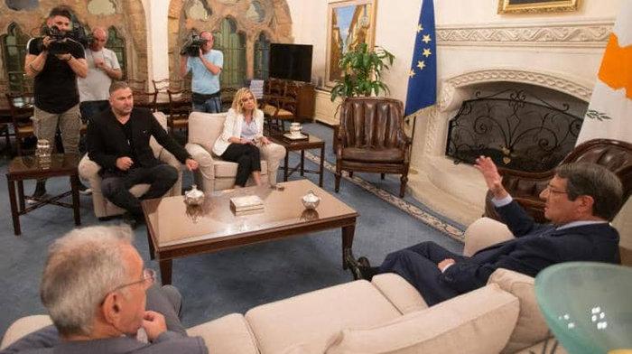 Βίσση-Ρέμος-Θεοφάνους στη Κύπρο: Η συγκινητική βραδιά για τους πληγέντες - εικόνα 2