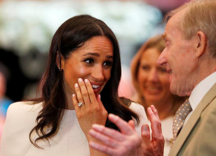 Θα του κλείσουν το στόμα: Το παλάτι έξω φρενών με τον πατέρα της Μαρκλ - εικόνα 4