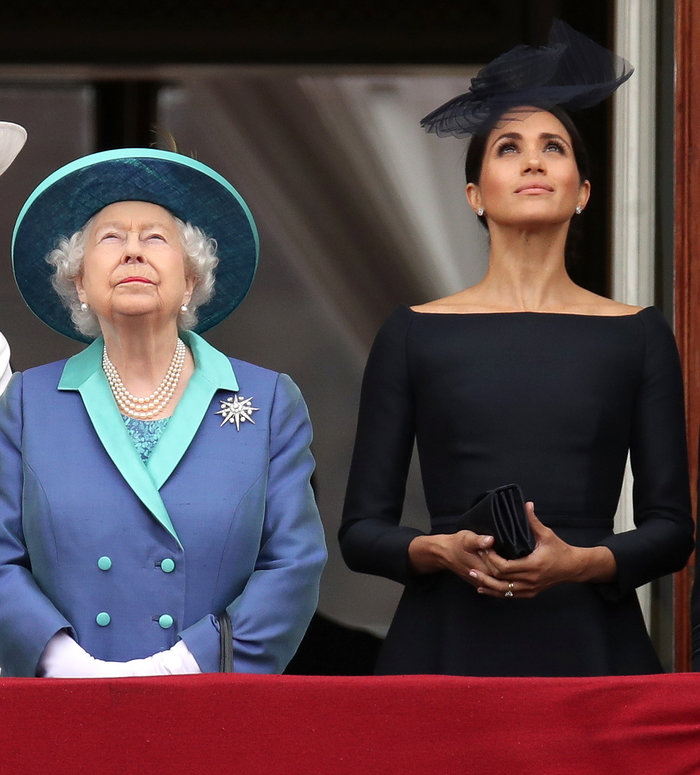 Θα του κλείσουν το στόμα: Το παλάτι έξω φρενών με τον πατέρα της Μαρκλ - εικόνα 2
