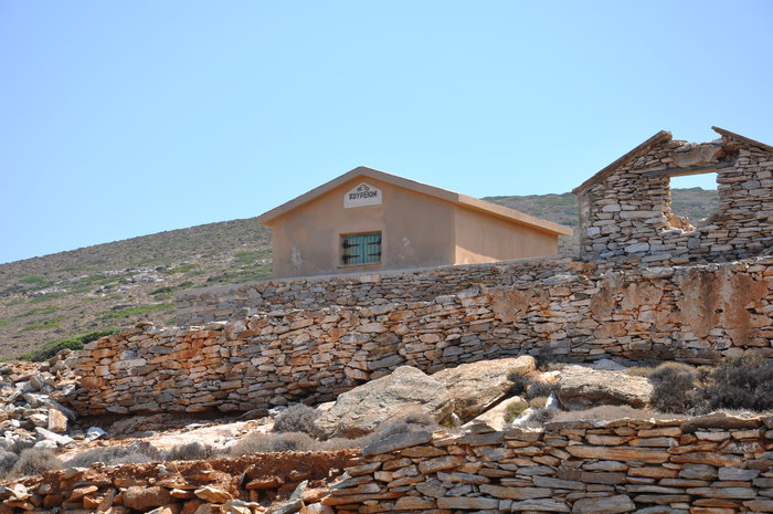 Μακρόνησος: Η αυτοψία του υπουργείου Πολιτισμού στα αυθαίρετα [φωτό] - εικόνα 4