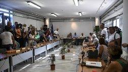 Δημοτικό Συμβούλιο Μαραθώνα, νέες βολές σε Ηλία Ψινάκη