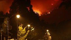 Τραμπ: Σε «κατάσταση μεγάλης καταστροφής» η Καλιφόρνια