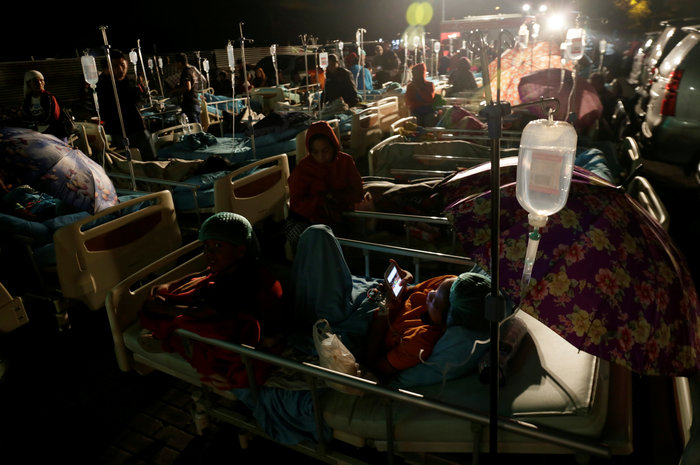 Τουλάχιστον 22 οι νεκροί από το σεισμό στην Ινδονησία (φωτό)