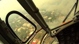 Κιθ Γκιλ: Ο πιλότος που έδωσε μάχη με τη φωτιά στο Μάτι [βίντεο]