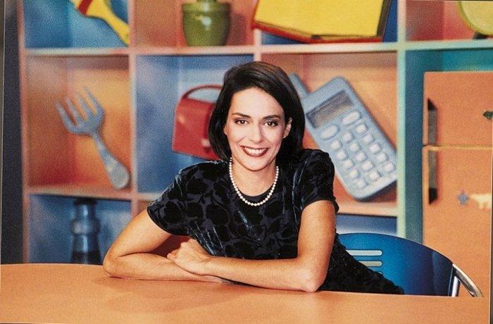 14 χρόνια πριν: Όταν η Βαγιάνη έκανε πρωινή εκπομπή με την Τσαπανίδου