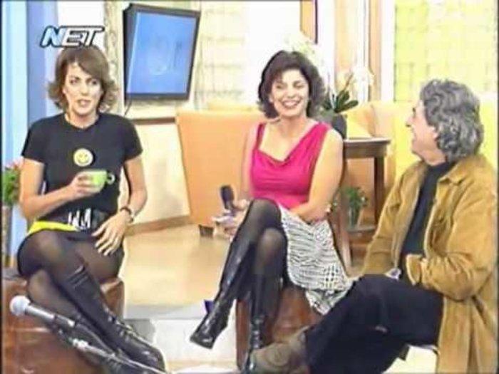 14 χρόνια πριν: Όταν η Βαγιάνη έκανε πρωινή εκπομπή με την Τσαπανίδου - εικόνα 2
