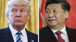 Από 23 Αυγούστου οι ΗΠΑ επιβάλλουν δασμούς 25% στην Κίνα