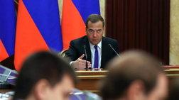 Ο Μεντβέντεφ μίλησε για «Τουρκική Δημοκρατία της Β. Κύπρου»