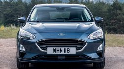 Το νέο Ford Focus σχεδιάστηκε από το μηδέν!