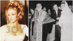 Ζωή Λάσκαρη: Για αυτό δεν είδαμε ποτέ εικόνες από τον γάμο με τον Λυκουρέζο