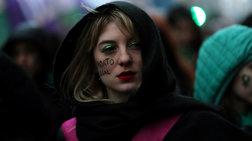 Η Γερουσία της Αργεντινής δεν αποποινικοποίησε τις αμβλώσεις
