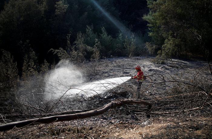 Σε ύφεση οι φωτιές στην Πορτογαλία, 8 νεκροί στην Καλιφόρνια - εικόνα 2