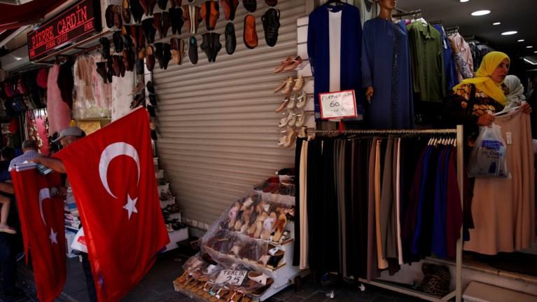 194cacae40 Η νέα κόντρα με τις ΗΠΑ βυθίζει την τουρκική λίρα