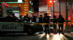Καναδάς: 4 νεκροί από επεισόδιο με πυροβολισμούς