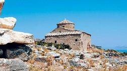 Το μοναδικό μνημείο του Αιγαίου αναστηλώνεται και αναδεικνύεται
