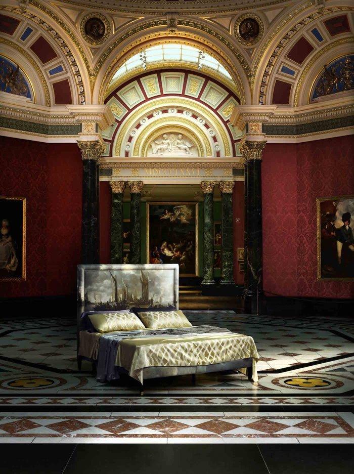 Η National Gallery προσκαλεί να κοιμηθείτε με ένα έργο τέχνης
