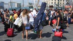 Αυξημένη και σήμερα η κίνηση στα λιμάνια ενόψει Δεκαπενταύγουστου