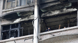 Πυρκαγιά με 9 νεκρούς σε νοσοκομείο της Ταϊπέι