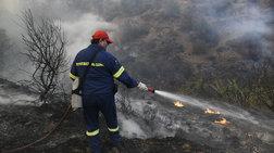 Πολιτική Προστασία: Πολύ υψηλός ο κίνδυνος πυρκαγιάς
