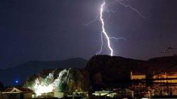 Εκτακτο δελτίο της ΕΜΥ: Ερχεται κακοκαιρία με καταιγίδες και χαλάζι