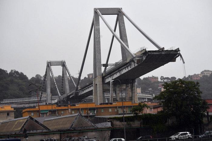 Ιταλία: Τουλάχιστον 22 νεκροί από την κατάρρευση γέφυρας - εικόνα 2